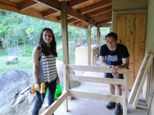 Bastian and Nuria