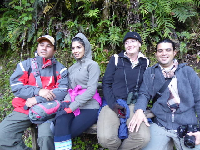 Guides from Manuel Antonio National Park.