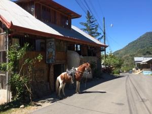 Down town San Gerardo de Rivas