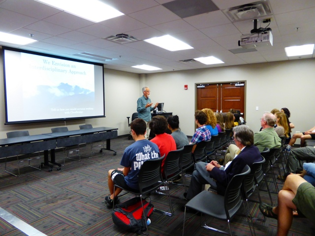 Tom - presentation at WKU