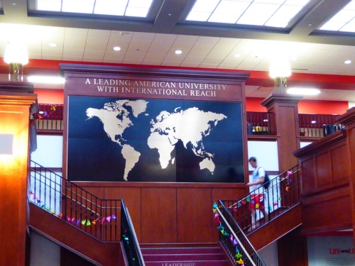 WKU - with a focus on International studies