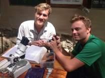 Barney and Oscar