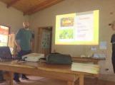 Jeb and his reptile study presentation